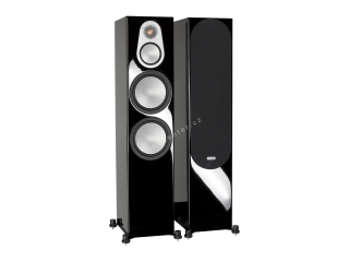 Monitor Audio Silver 500 | high glossy black